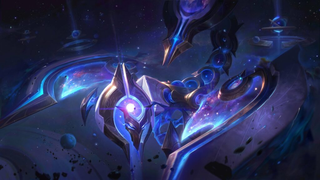 13th November PBE Update: Cosmic Name Changes, TFT Update, Preseason 2021 Update 5