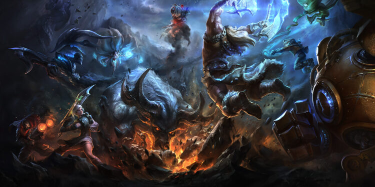 League 2021 Preseason Patch 10.23 update notes: massive changes to hit the Rift 1