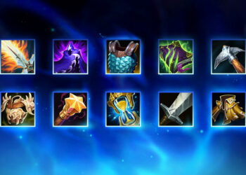 Items, runes best rework and abilities you must learn before the Preseason 2021 comes 8