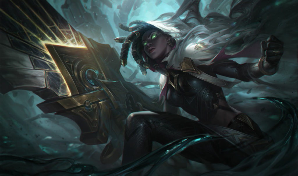 League 2021 Preseason Patch 10.23 update notes: massive changes to hit the Rift 4