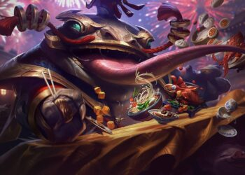 "Riot notices that Tahm Kench rework is coming as soon as League 2021 preseason is more ""settled"" 6"