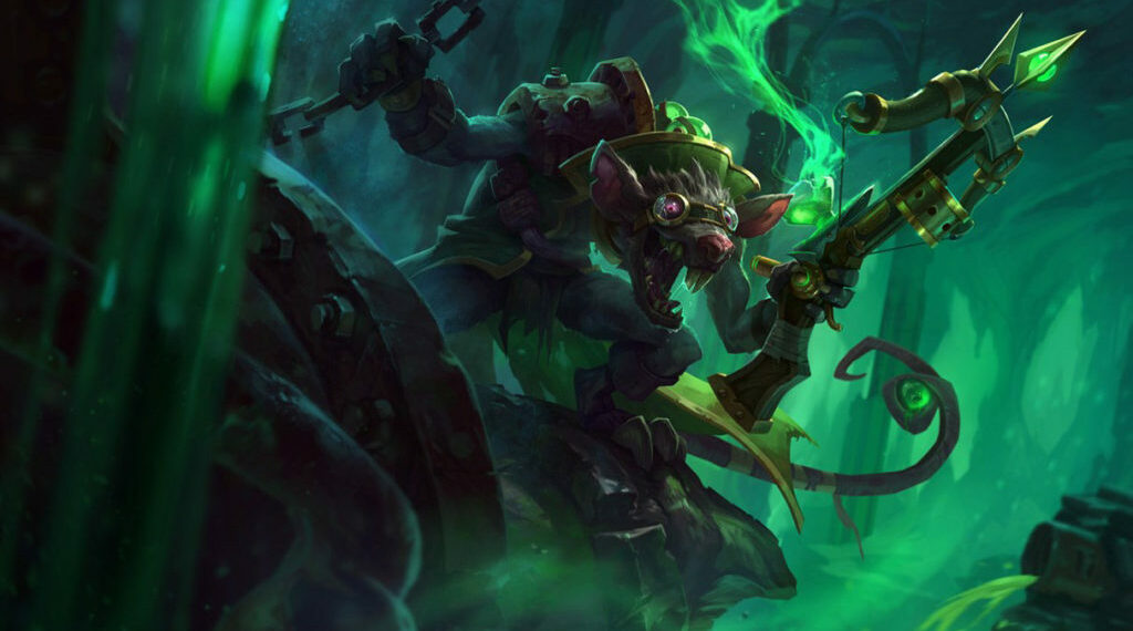 """""""Underperforming champs and classes"""" will be focused on upcoming League patch 1"""