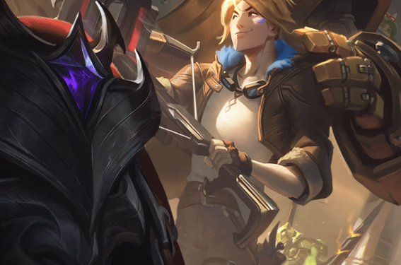 New Champion Teased By Riot In Preseason 2021 Poster 1