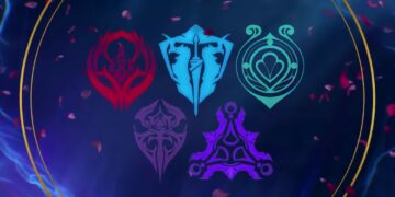 Potential skin line teased with mysterious crests 9