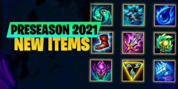 """Preseason 2021: Riot Games admitted """"there will be OP champions, OP items"""" 9"""