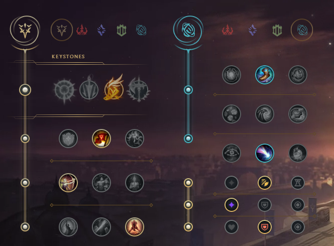 Preseason 2021: Tanky Jungle Champions Rise To Become The Best 8