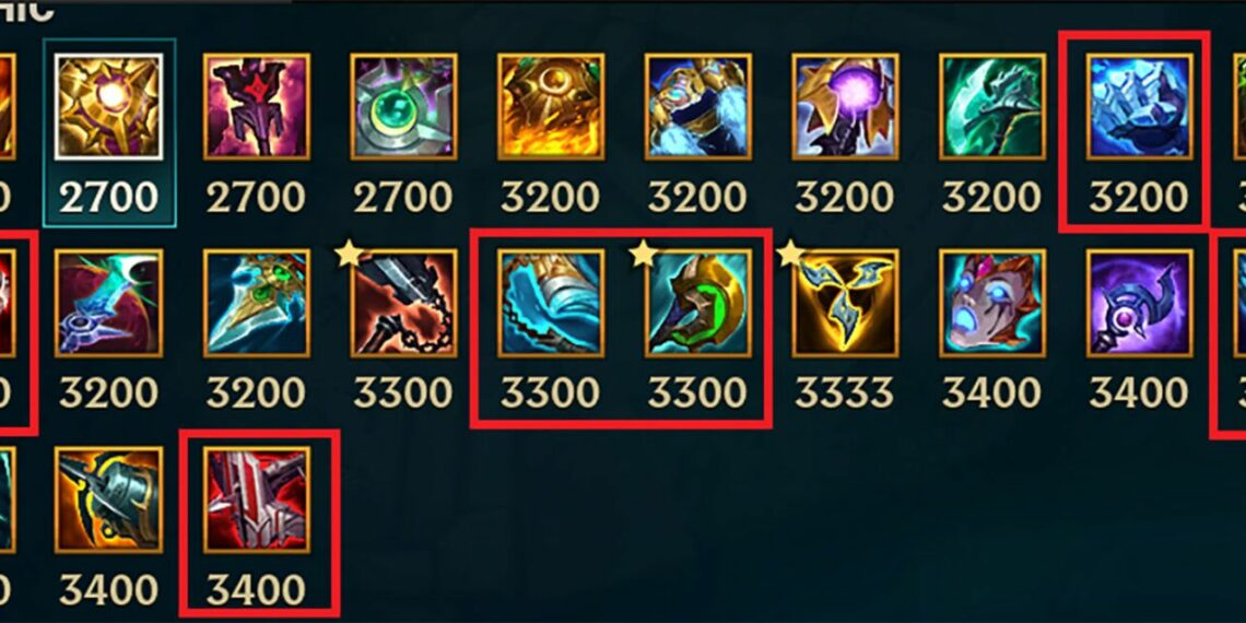 Preseason 2021: New item icons cause headaches to gamers 1