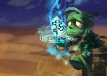 Amumu become the best Support pick in League Patch 11.18 1