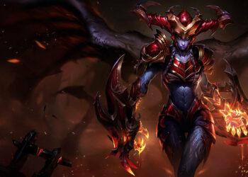 Riot revealed that they are not going to make skins for monster champions 4