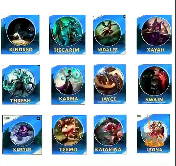 Wild Rift Revealed 12 New Champions Coming Soon in Early 2021 1