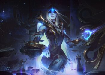 League of Legends: TOP 10 human champions embody to Gods in their breath-taking skin! (part one) 3