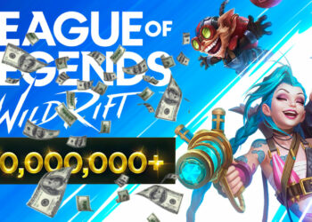 After 2 months, the revenue of Wild Rift reaches over 10 million dollars