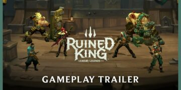 Ruined King: A League of Legends Story official gameplay 7