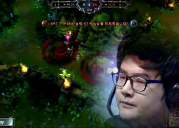"""Ryu """"revenges"""" on Faker's Zed solo after 7 years 6"""