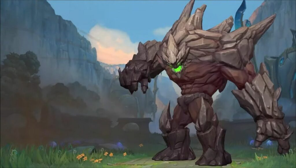 Top 8 strongest Champions in Wild Rift 6
