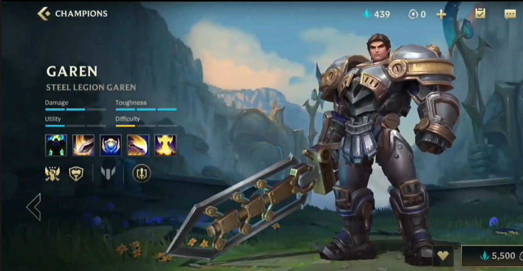 More skins to coming to Wild Rift 2