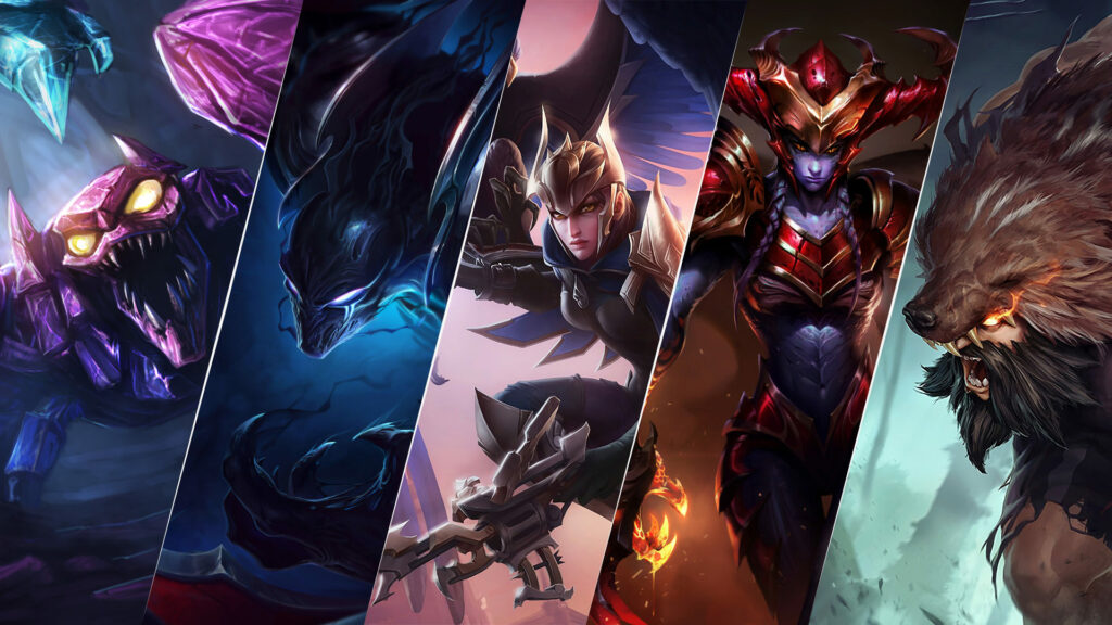 Riot Opens the Vote for a Champion Reworked in 2022