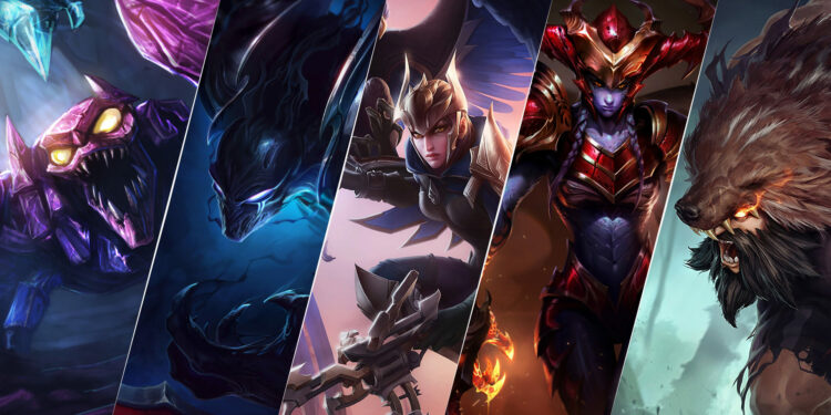 Riot Opens the Vote for a Champion Reworked in 2022 1