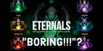 Eternals is too boring?