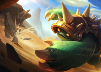 Rammus to expect an upcoming small rework 5