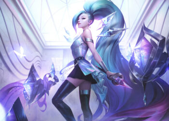 League Patch 11.3 notes: Ezreal, Jinx and Riven are getting some love 3