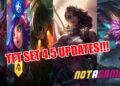 "TFT Set 4.5: New ""insane"" updates have been published!!! 5"