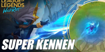 Kennen Officially Appeared in Wild Rift But Missing One Important Thing 4