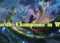 The Launch Schedule for the Yordle Champions in WR: Teemo Is Finally Here 6