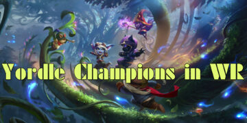 The Launch Schedule for the Yordle Champions in WR: Teemo Is Finally Here 9