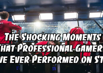 The Shocking Moments That Professional Gamers Have Ever Performed on Stage 5