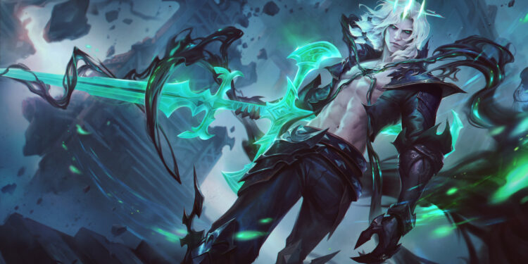 Riot Is Just Interested in New Things - League of Legends Rip Champs 1