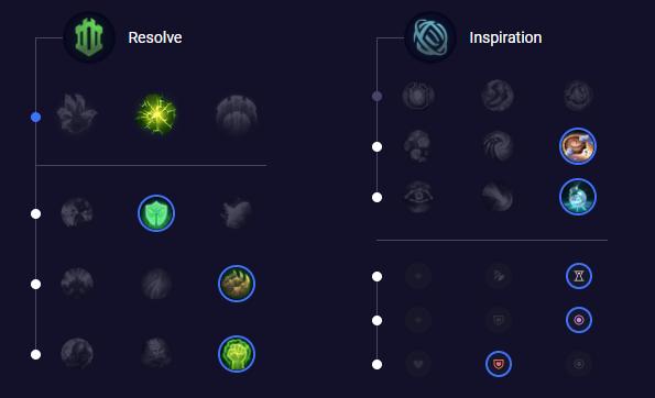 Broken build: Maokai Support - Season 2021 4