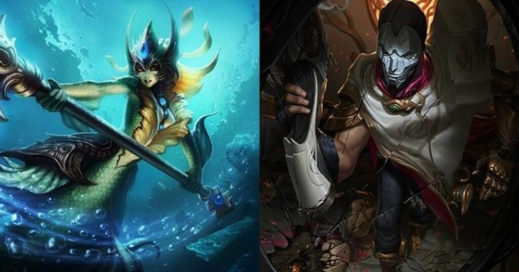 Best ADCs and SPs to pick in Wild Rift 4