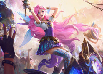 Seraphine to dominate as an ADC with over 54 percent win rate in 3 consecutive patches 5