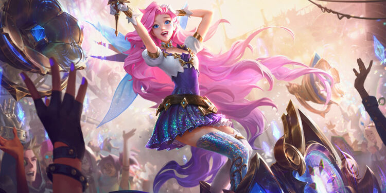 Seraphine to dominate as an ADC with over 54 percent win rate in 3 consecutive patches 1