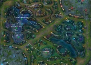 Should Riot Games include the Jungle tutorial into League of Legends? 10
