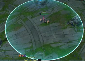 League patch 11.5 previews: adjustment aims at ward range of support items 1