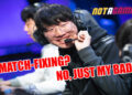 """Funny: IG Ning - """"I used to be suspected of being involved in match-fixing, but I was just playing badly"""" 2"""