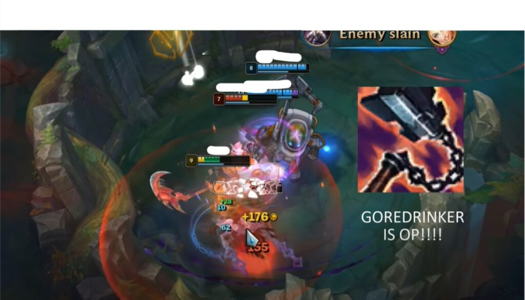 League of legends: Ezreal just starting to comeback, Riot nerfed 2 of his main items right away! 3