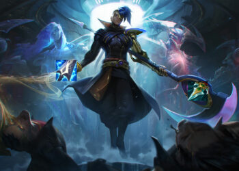 Blue Kayn build from pro-players - patch 11.3 2