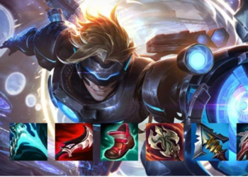 Ezreal with new Essence Reaver build rules League Patch 11.3 2