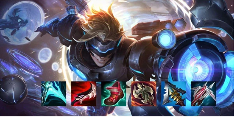 Ezreal with new Essence Reaver build rules League Patch 11.3 1