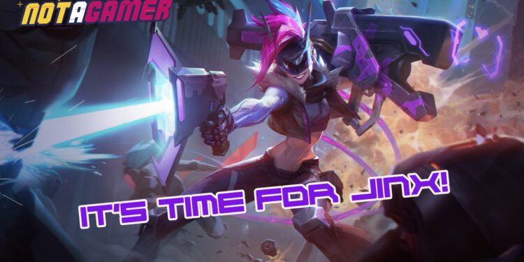 League of Legends: The rise of Jinx 1