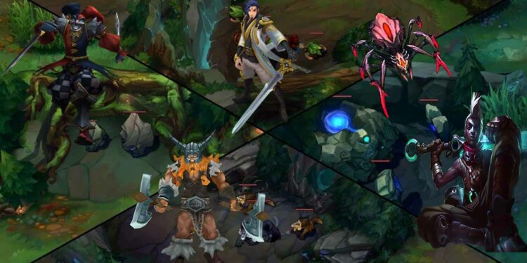 The Jungle Completely Changes In Patch 11.4 - The Fallen Of Our Current Meta? 1