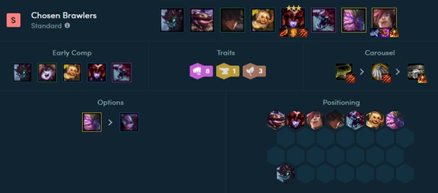 TFT: Festival of Beats 4.5 – TOP 5 MOST BROKEN COMPS 4
