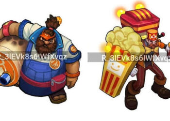 Leak: Milk Tea Gragas, Popcorn Singed Appeared and Many New Skins 2