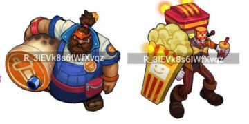 Leak: Milk Tea Gragas, Popcorn Singed Appeared and Many New Skins 4