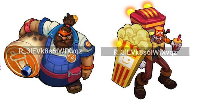 Leak: Milk Tea Gragas, Popcorn Singed Appeared and Many New Skins 1