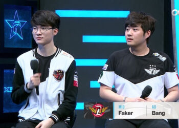 Former SKT Bang Encouraged Faker That Surprised Fans 8
