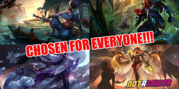 """Teamfight Tactics Patch 11.4: """"Chosen"""" for everyone!!! 3"""